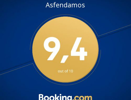 Guest Review Awards 2017 από το booking.com