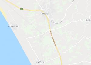 zacharo_municipality_map